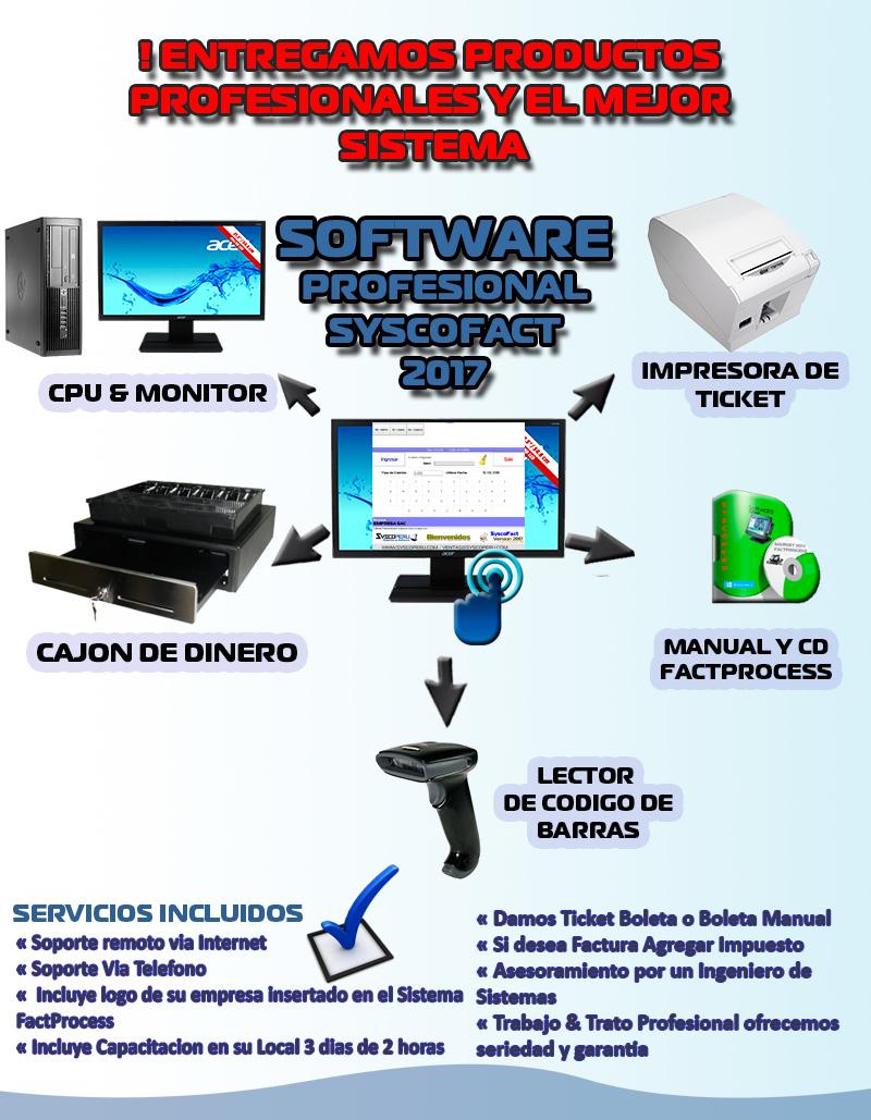 Caja Registradora Computarizada Punto De Venta Market